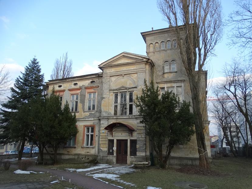 Pruszków – Eklektyczny pałac Jakuba Teichfelda « Zamki Rotmanka